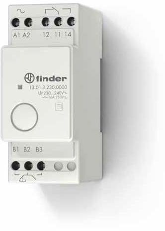 Przekaźnik impulsowy Finder 13.01.0.012.0000 Przekaźnik impulsowy 1CO 16A 12V AC/DC 13.01.0.012.0000
