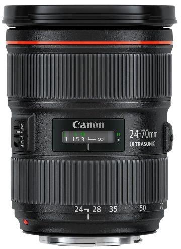 Obiektyw Canon EF 24-70mm f2.8 L II USM - RATY 10x0%