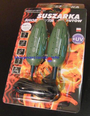 Suszarka do butów Elektrowarm SB-3 zielona moro
