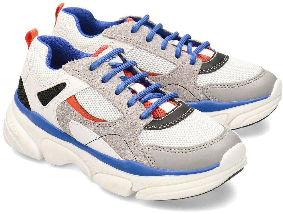 Geox Junior Lunare - Sneakersy Dziecięce - J02BYA 04314 C0293 - Wielokolorowy