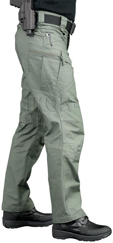 Spodnie Helikon UTP PoliCotton RipStop Olive Drab (SP-UTL-PR-32) H