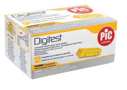 PIC PRONTO DIGITEST G30 Lancety 200 sztuk