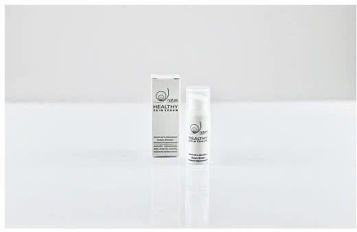 Nature Cosmetics Healthy Skin Serum żel z naturalnym śluzem ślimaka i kwasem hialuronowym