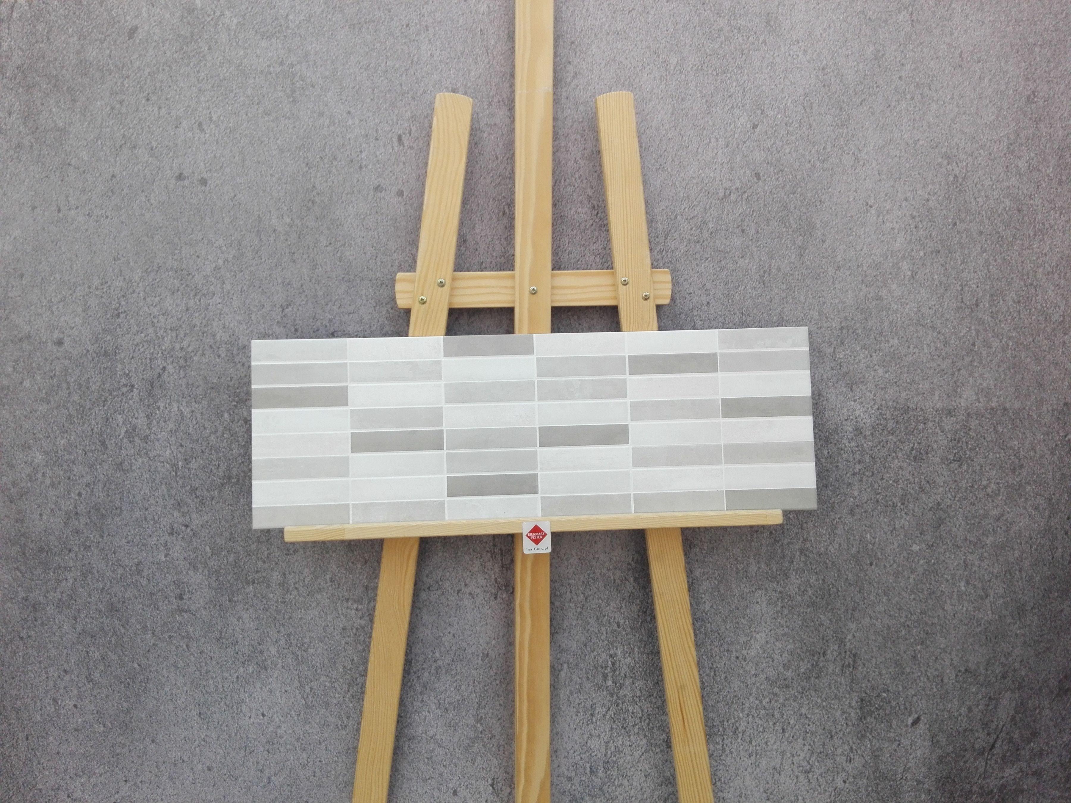 MOSAICO PLANET GRIGIO 20x60 GAT II