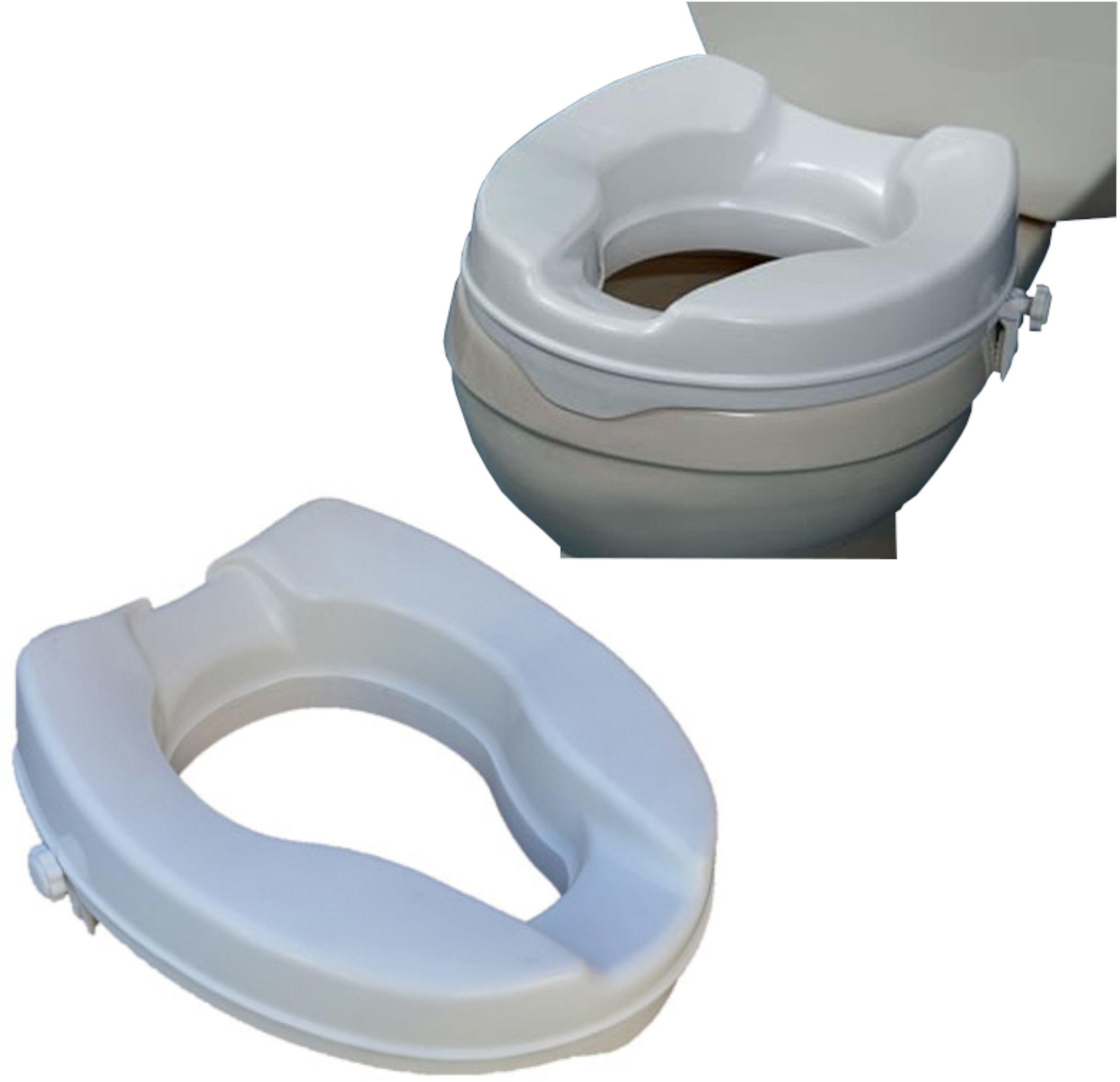 Nasadka podwyższająca sedes - nakładka toaletowa