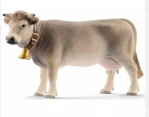 Krowa rasy Braunvieh - SCHLEICH