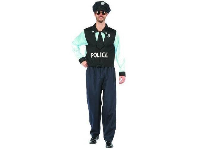 Kostium Policjant - Roz. 52