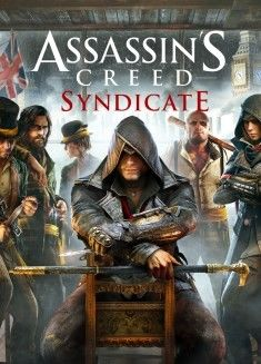 Assassin''s Creed: Syndicate PL + DLC (Digital - klucz Uplay)