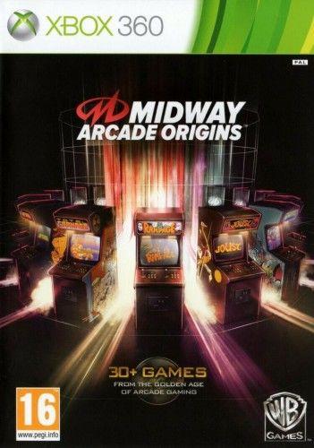 Midway Arcade Origins X360