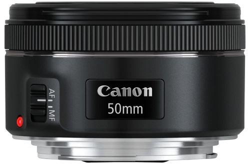 Obiektyw Canon EF 50mm f1.8 STM