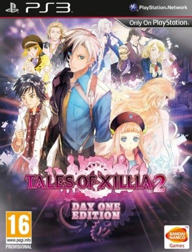 Tales of Xillia 2 PS 3
