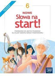 Język polski słowa na start! podręcznik dla klasy 6 szkoły podstawowej 62842 907/3/2019 ZAKŁADKA DO KSIĄŻEK GRATIS DO KAŻDEGO ZAMÓWIENIA