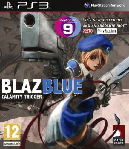 Blazblue Calamity Trigger PS 3