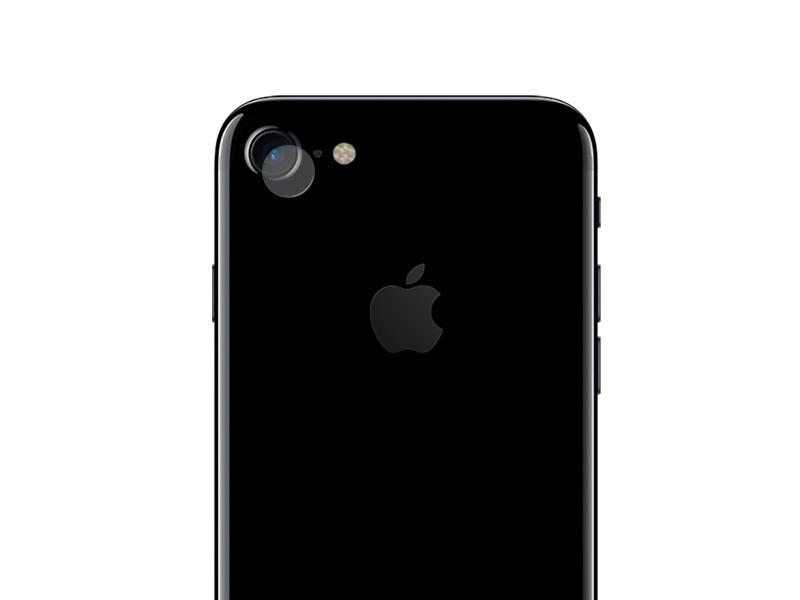 Apple iPhone 7 - zestaw szkieł ochronnych na tylny aparat telefonu