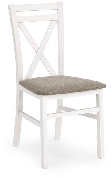 HALMAR krzesło DARIUSZ biały