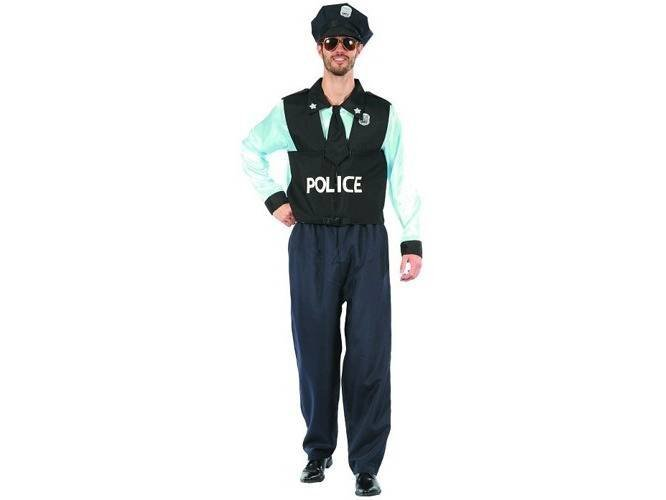 Kostium Policjant - Roz. 56