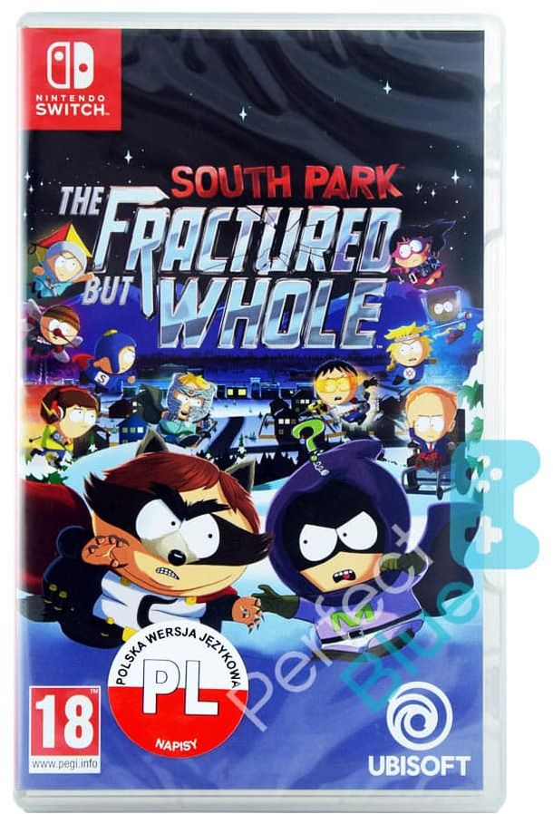 South Park The Fractured But Whole / Nintendo Switch / Warszawa