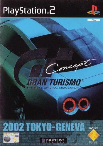 Gran Turismo Concept 2002 Tokyo-Geneva PS2 Używana