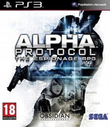 Alpha Protocol PS 3