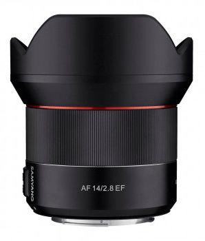 Samyang AF 14mm f/2.8 (Canon EF)