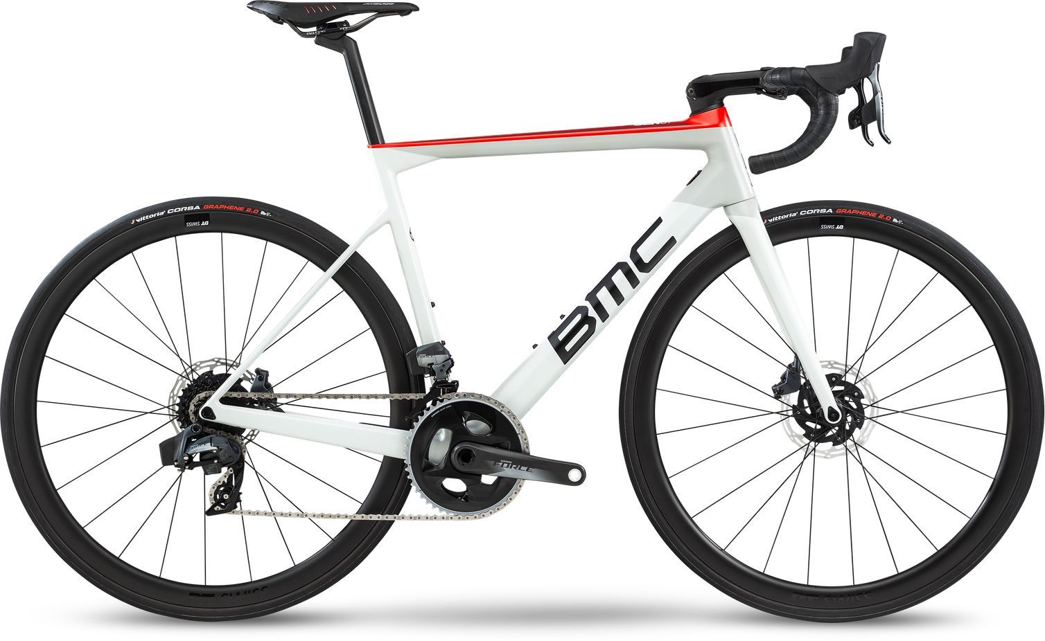 BMC TEAMMACHINE SLR01 DISC THREE 56cm