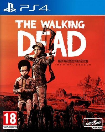 The Walking Dead The Final Season PS4 Używana