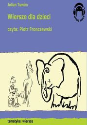 Wiersze dla dzieci - Audiobook.