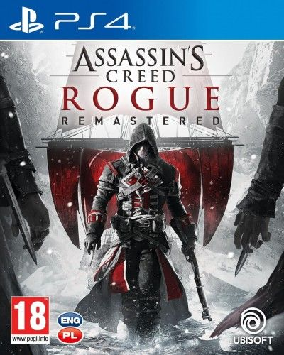 Assassin''s Creed Rogue Remastered PS 4