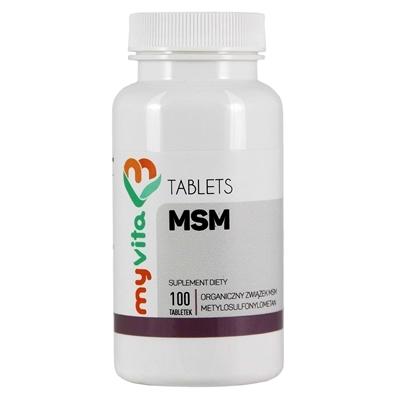MSM 100tab
