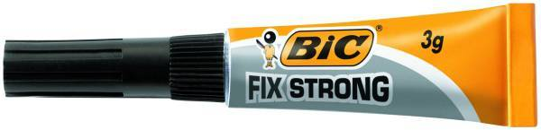Klej BIC FIX STRONG GLUE 3 g - X06839