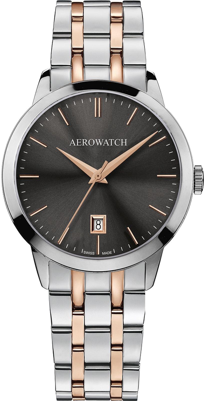 Aerowatch 49978-BI05-M > Wysyłka tego samego dnia Grawer 0zł Darmowa dostawa Kurierem/Inpost Darmowy zwrot przez 100 DNI