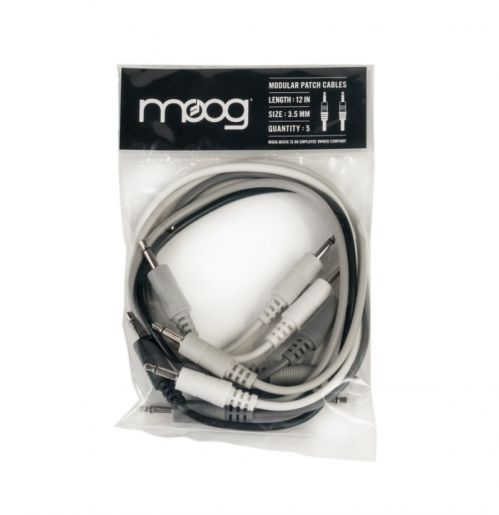 MOOG Mother 12 Cables kable Patch 30cm