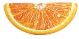 Materac Plażowy dmuchany Pomarańcz INTEX 58763