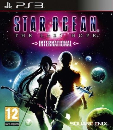 Star Ocean The Last Hope PS3