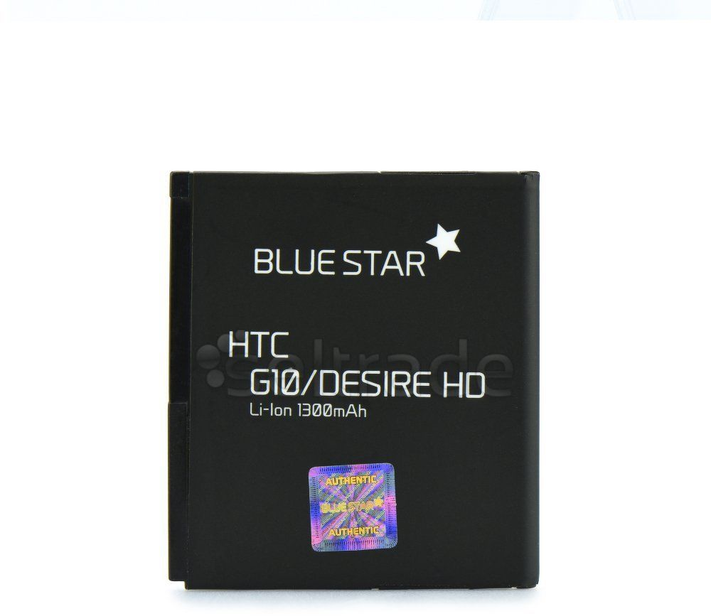 Bateria Premium Blue Star BA-S470 do HTC HD G10 1300mAh