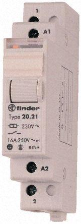 Przekaźnik impulsowy Finder 20.21.8.230.4000 Przekaźnik impulsowy Finder 20.21.8.230.4000