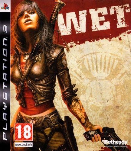 Wet PS 3