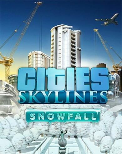 Cities: Skylines - Snowfall PL (Digital - klucz Steam)