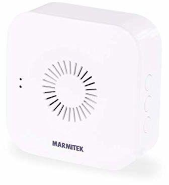 Marmitek Bell ME bezprzewodowy dzwonek do Buzz LO, biały