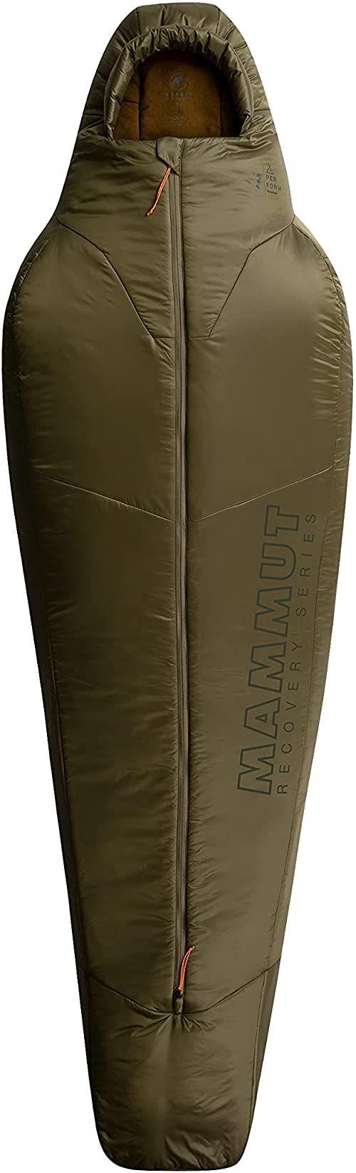 Mammut Perform-7C śpiwór, oliwkowy, XL