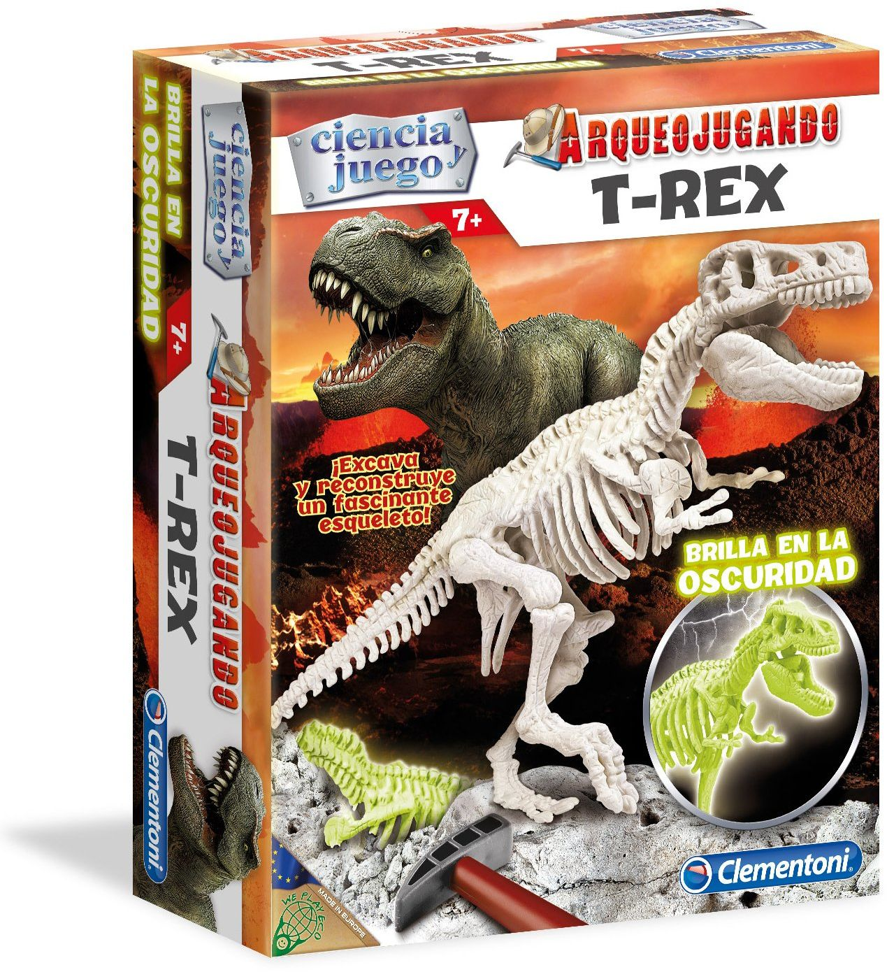 Science and Play Gra archeologiczna T-Rex