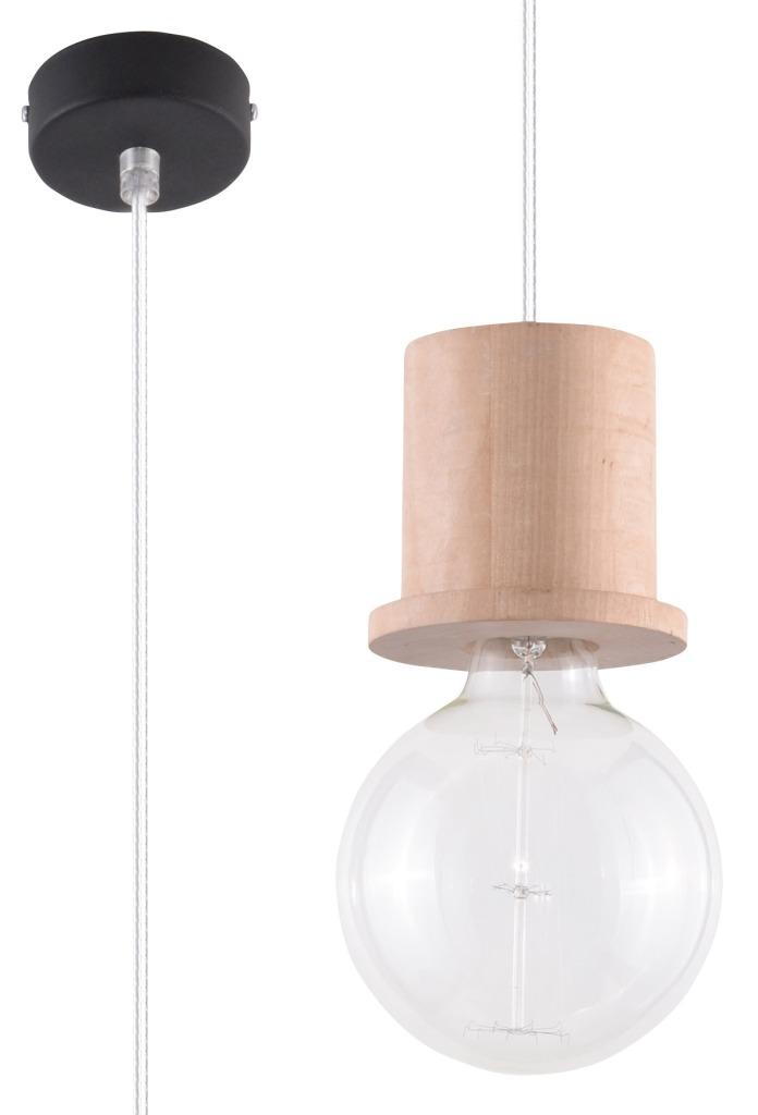 Lampa Wisząca Milo SL.0284 - Sollux Do -17% rabatu w koszyku i darmowa dostawa od 299zł !