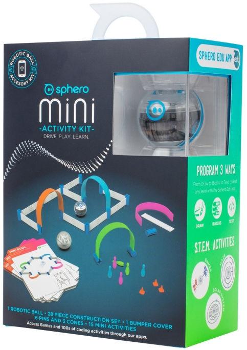 Sphero Mini Clear Activity Kit - Robot zabawka