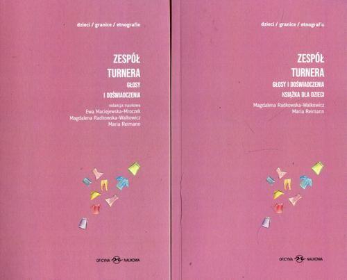 Zespół Turnera Głosy i doświadczenia Książka dla dzieci Tom 1/2 - No author - ebook