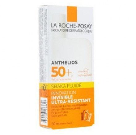 La Roche-Posay Anthelios SHAKA bezzapachowy fluid ochronny do skóry bardzo wrażliwej i ze skłonnością do nietolerancji SPF 50+ bezzapachowy 50 ml