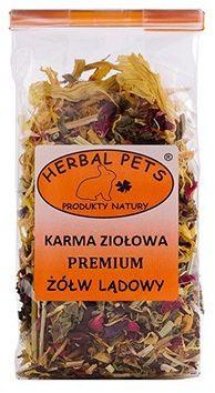 Karma ziołowa premium żółw lądowy 40 g