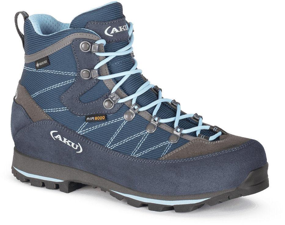 Damskie buty AKU Trekker Lite III GTX denim/light blue