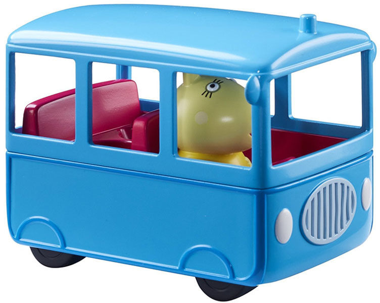 Świnka Peppa - Autobus szkolny 06576