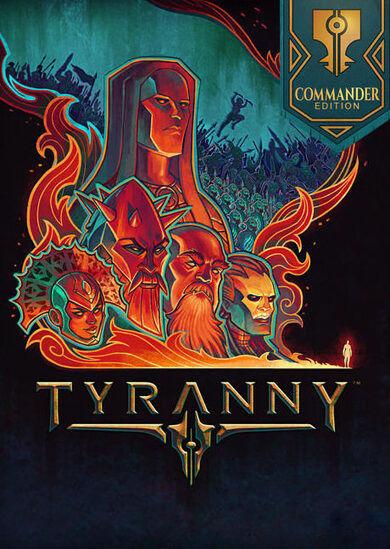 Tyranny - Commander Edition PL (Digital - klucz Steam)