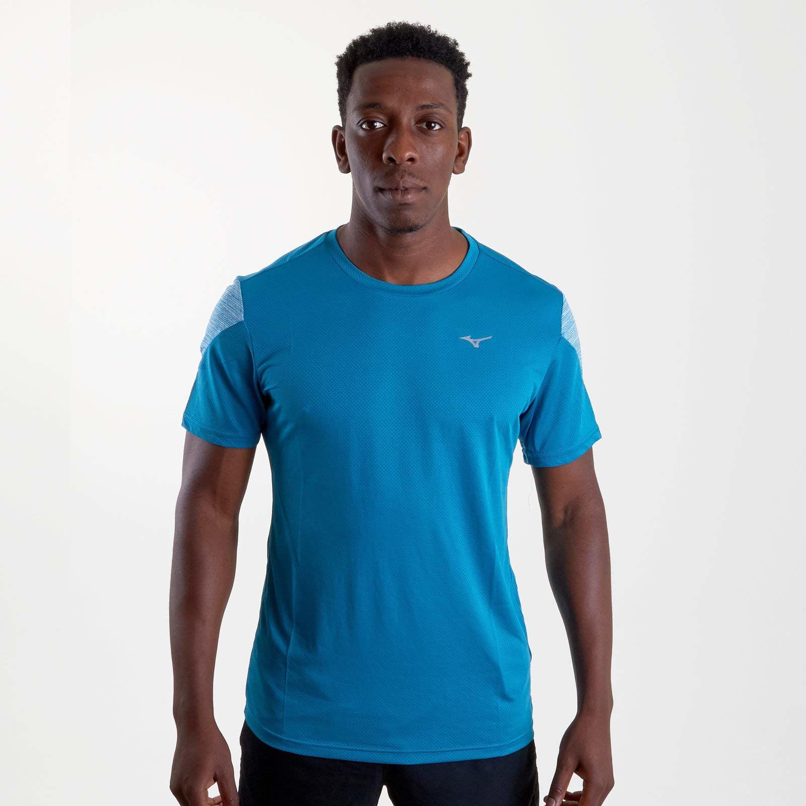 Mizuno Damska koszulka Flex Skort, niebieska (Brilliant Blue), XL
